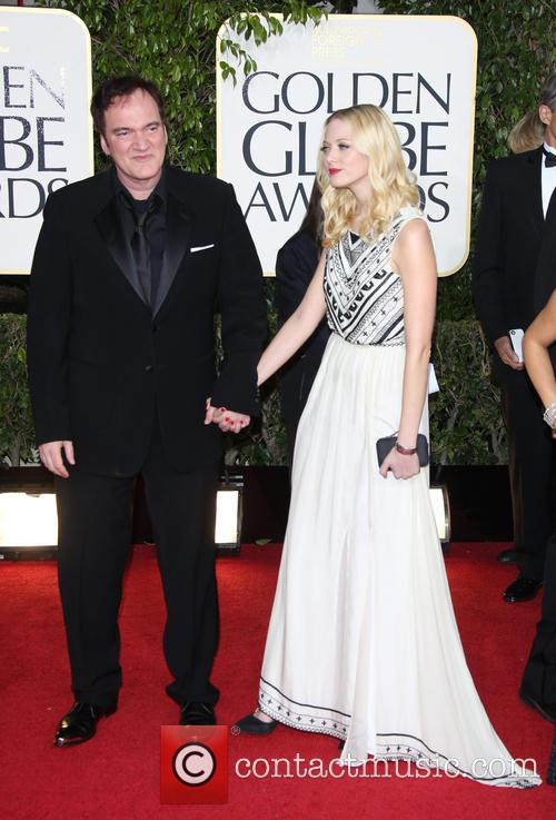 Quentin Tarantino, Beverly Hilton Hotel and Golden Globe Awards