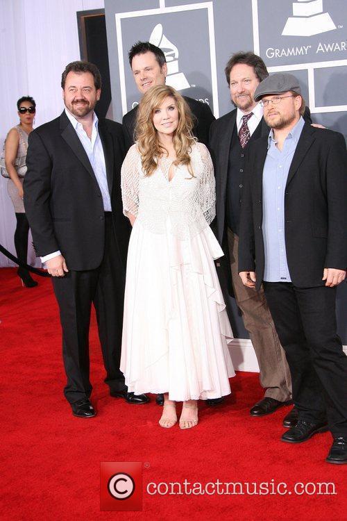 Alison Krauss and Grammy 3