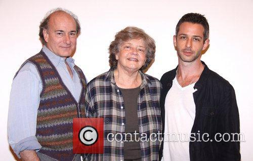 Peter Friedman, Joyce Van Patten and Jeremy Strong 3