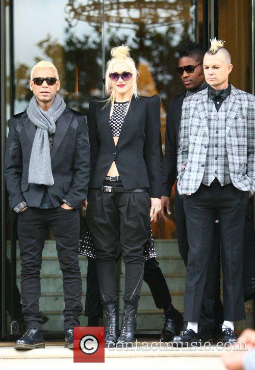 Gwen Stefani and No Doubt 9