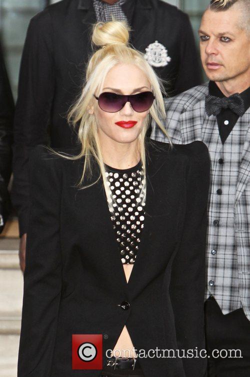 Gwen Stefani and No Doubt 8