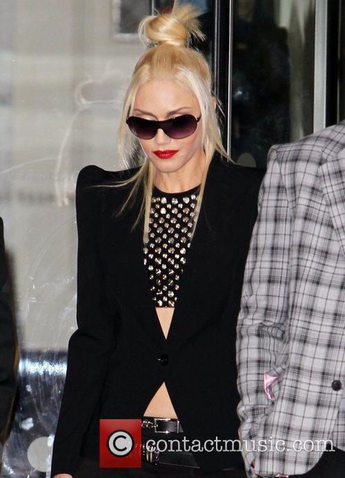 Gwen Stefani and No Doubt 10