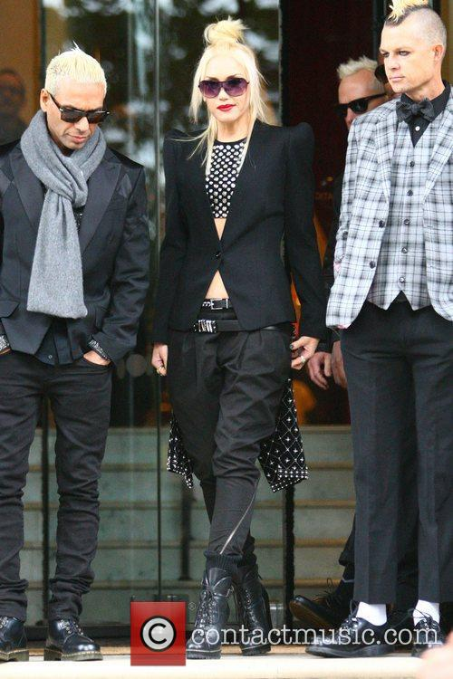 Gwen Stefani and No Doubt 3