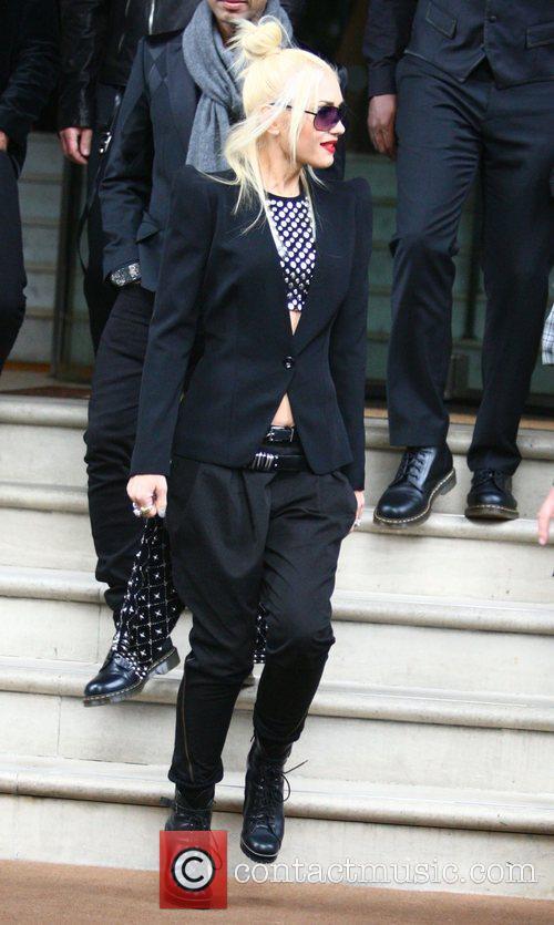 Gwen Stefani and No Doubt 5