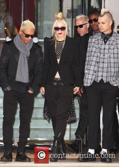Gwen Stefani and No Doubt 2