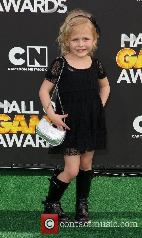 Alyvia Alyn Lind 2012 Cartoon Network Hall of...