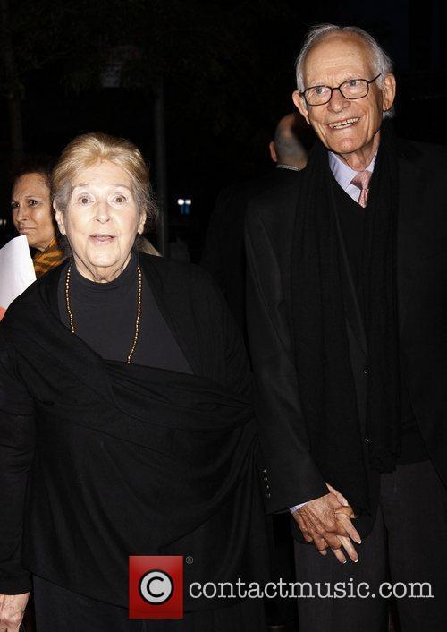 Marilyn Bergman, Alan Bergman, Memorial, Marvin Hamlisch, Peter Jay Sharp Theater, Julliard School. New York and City 1