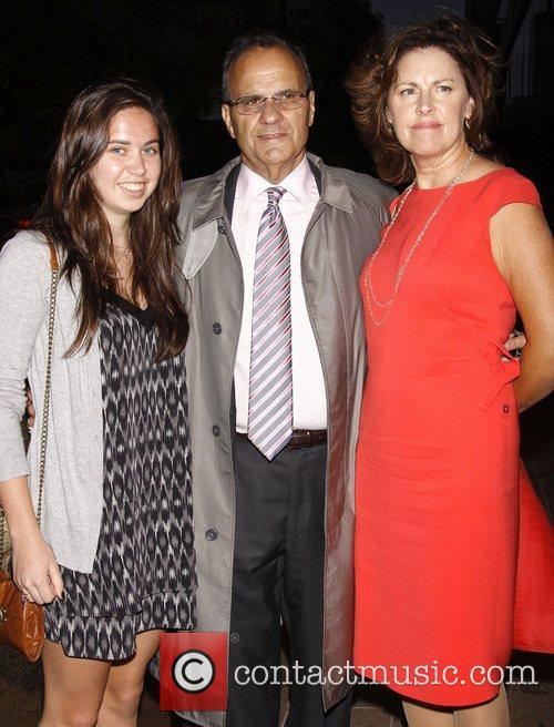 Andrea Rae Torre, Joe Torre, Ali Torre, Memorial, Marvin Hamlisch, Peter Jay Sharp Theater, Julliard School. New York and City 1