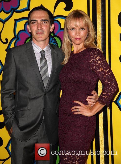Patrick Fischler and Lauren Bowles