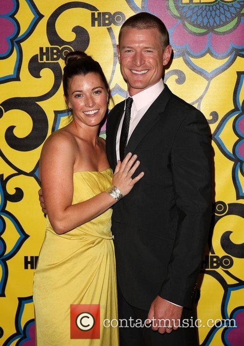 Philip Winchester and Megan