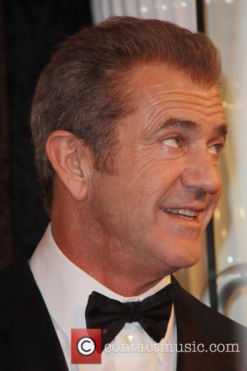 Mel Gibson and Beverly Hilton Hotel