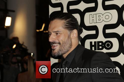 Joe Manganiello and Beverly Hilton Hotel