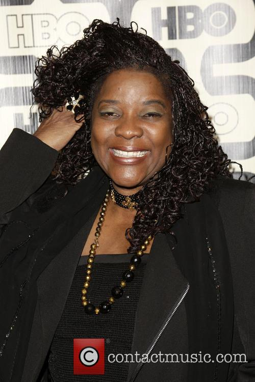 Loretta Devine and Beverly Hilton Hotel