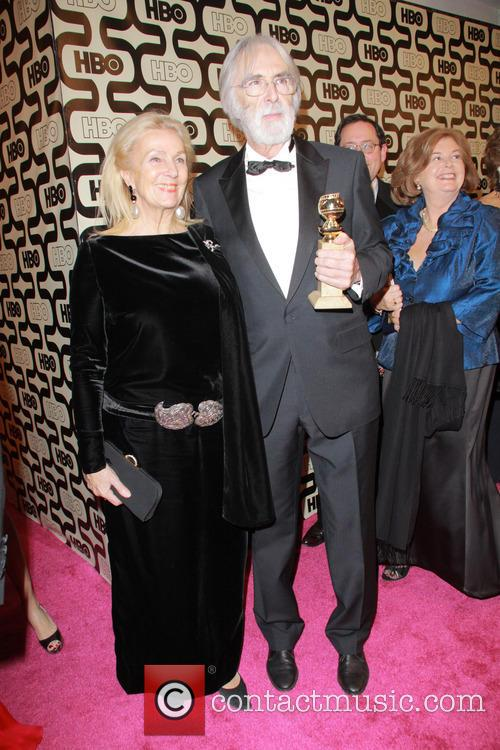 Susanne Haneke, Michael Haneke and Beverly Hilton Hotel 9
