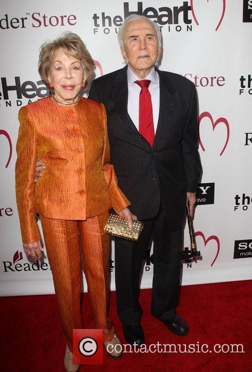 Anne Douglas and Kirk Douglas 1