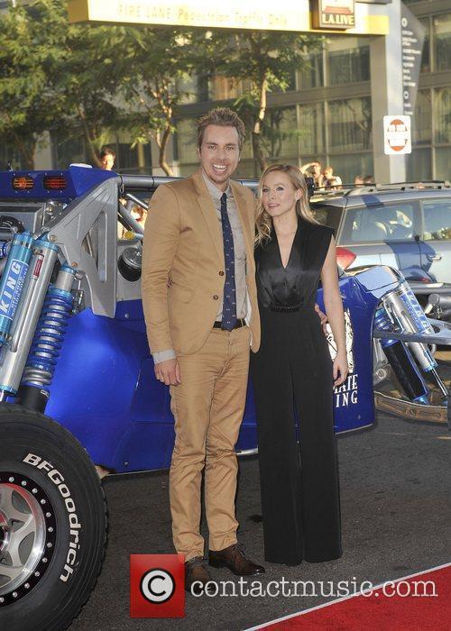 Dax Shepard and Kristen Bell 7