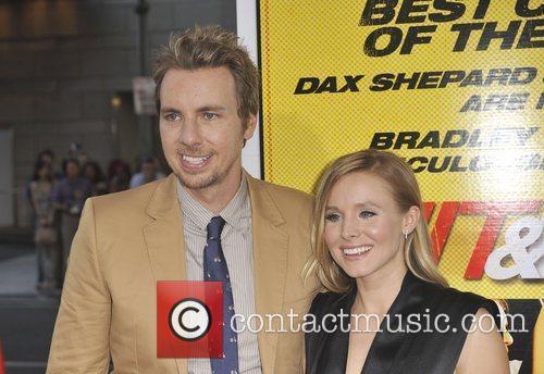 Dax Shepard and Kristen Bell 9