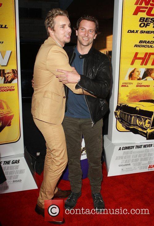 Dax Shepard and Bradley Cooper 4
