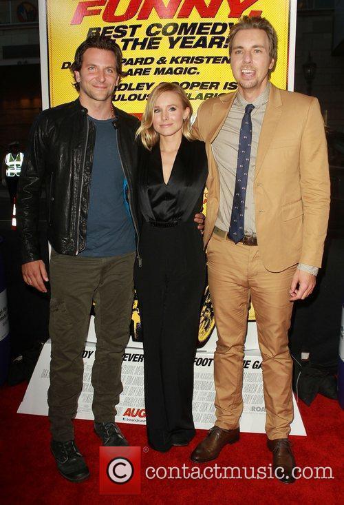 Dax Shepard, Bradley Cooper and Kristen Bell 3