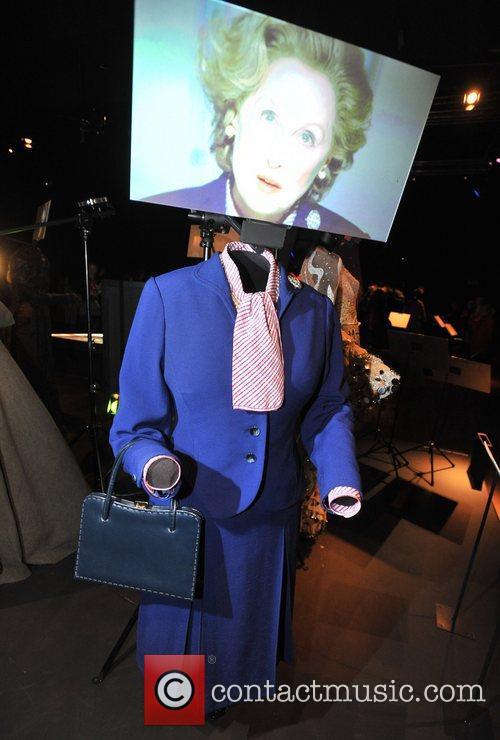 The Iron Lady, Meryl Streep and Margaret Thatcher 1