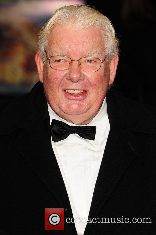 Richard Griffiths and Odeon Leicester Square
