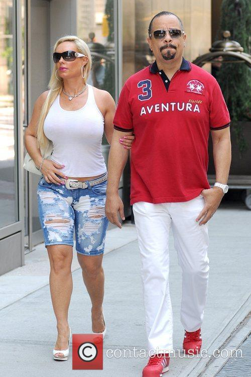 Coco Austin and Ice-t 1