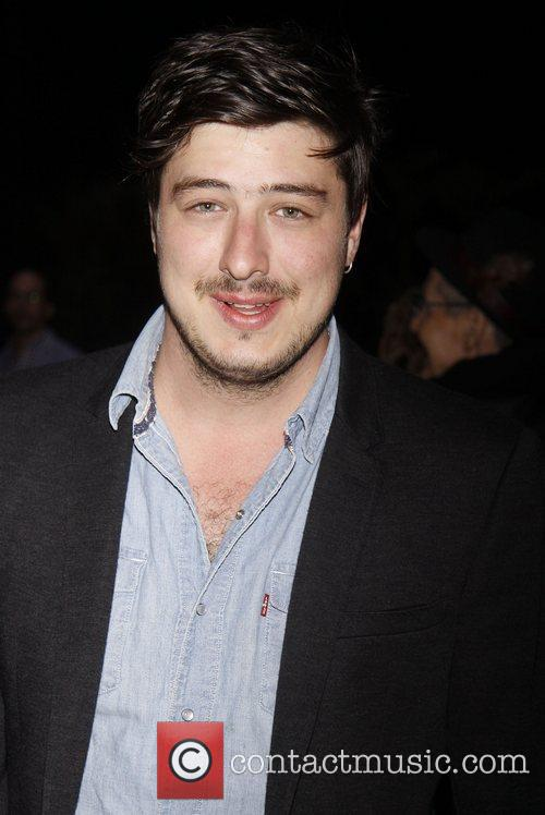 Mumford And Sons and Marcus Mumford