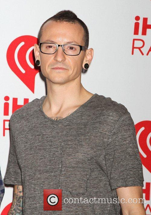 Chester Bennington and Linkin Park 4
