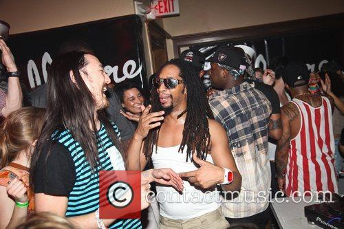 Steve Aoki and Lil Jon 2