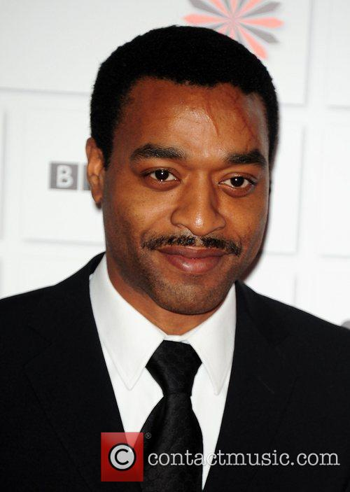 Chiwetel Ejiofor and Old Billingsgate