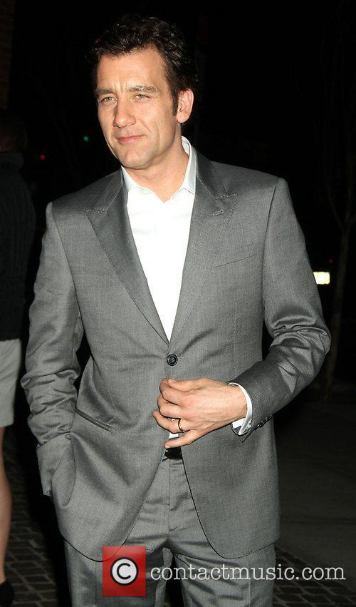 Clive Owen and Tribeca Grand Hotel 2