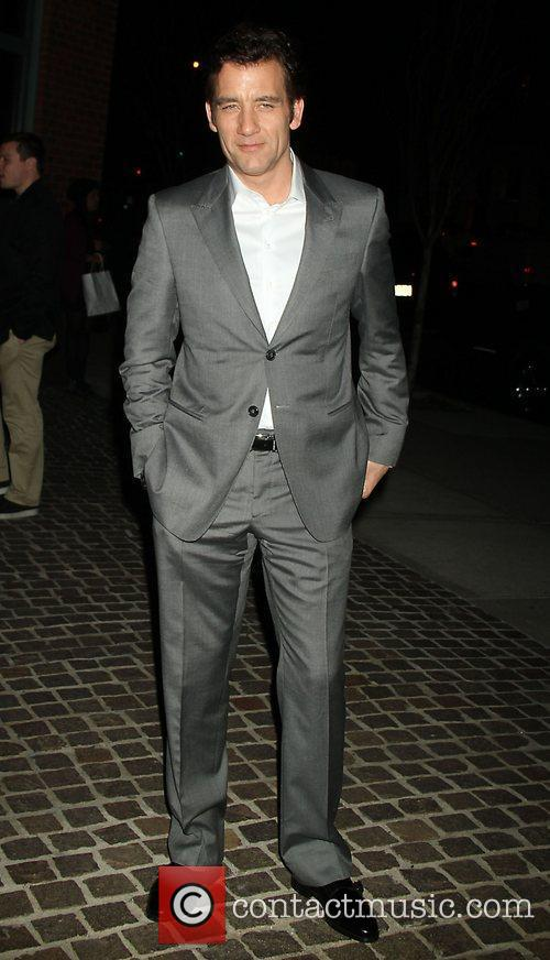 Clive Owen and Tribeca Grand Hotel 3