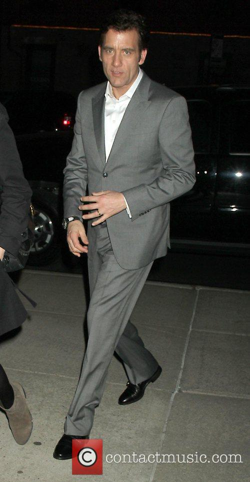 Clive Owen and Tribeca Grand Hotel 4
