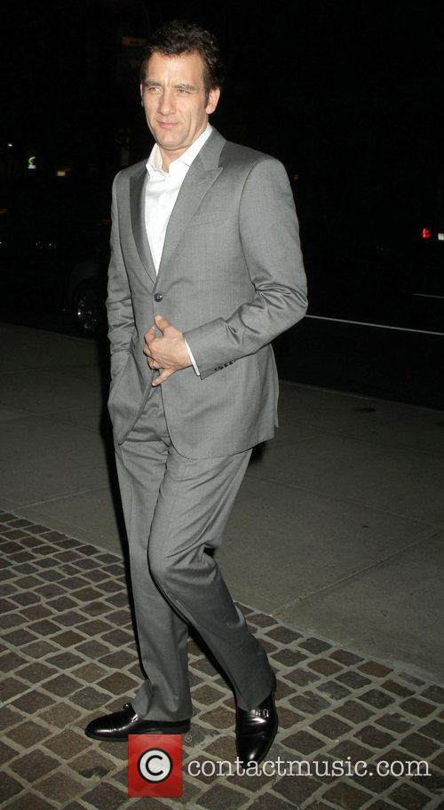 Clive Owen and Tribeca Grand Hotel 5