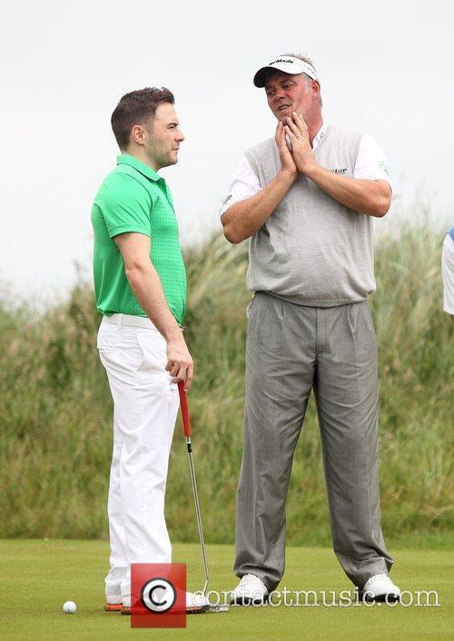 Westlife and Darren Clarke 2