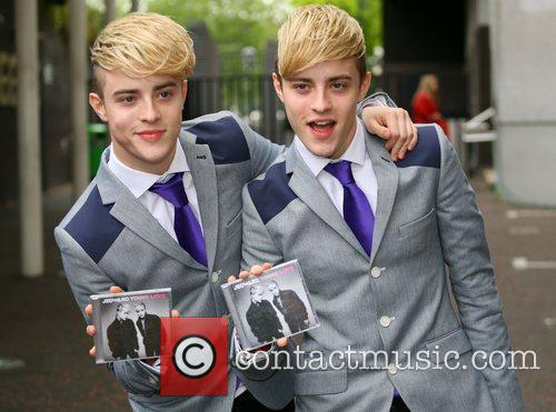 Grimes and Jedward 2