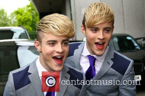 Grimes and Jedward 4