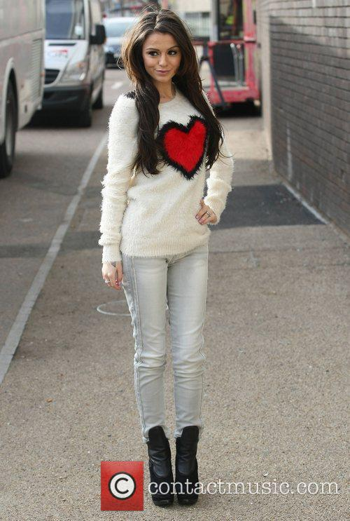 Cher Lloyd and Itv Studios 1