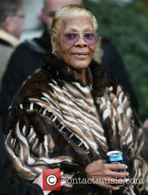 Dionne Warwick and Itv Studios 1