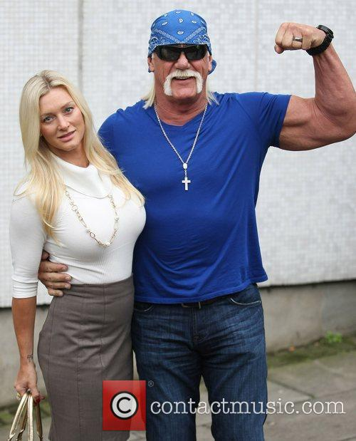 Hulk Hogan, Brooke Hogan and Itv Studios