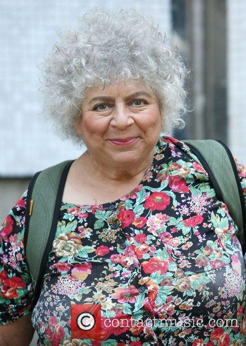 Miriam Margolyes and Itv Studios