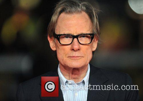 Bill Nighy and Odeon Leicester Square 1
