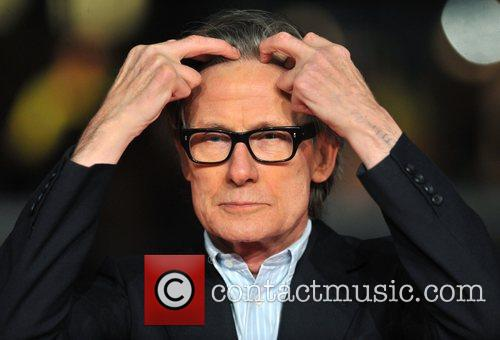 Bill Nighy and Odeon Leicester Square