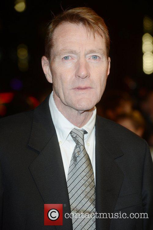 Lee Child, Jack Reacher, Odeon, Leicester Square, London and England 2