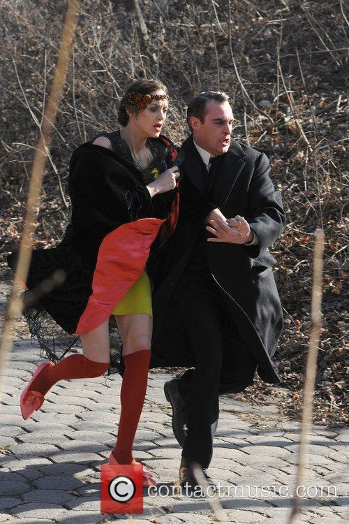Joaquin Phoenix, Brooklyn, James Gray and Marion Cotillard 4