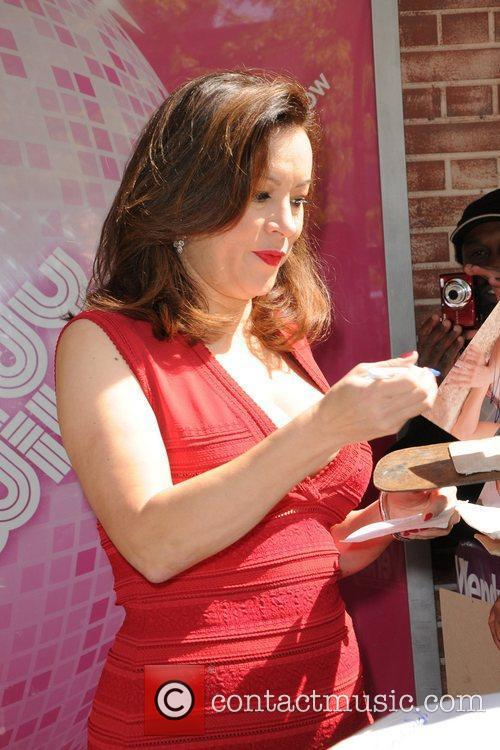 Jennifer Tilly and Wendy Williams 5