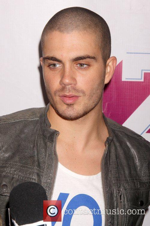 Max George and The Wanted 2