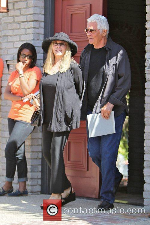 Barbra Streisand and James Brolin 2