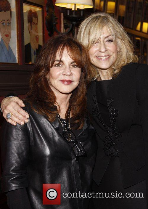 Stockard Channing and Judith Light