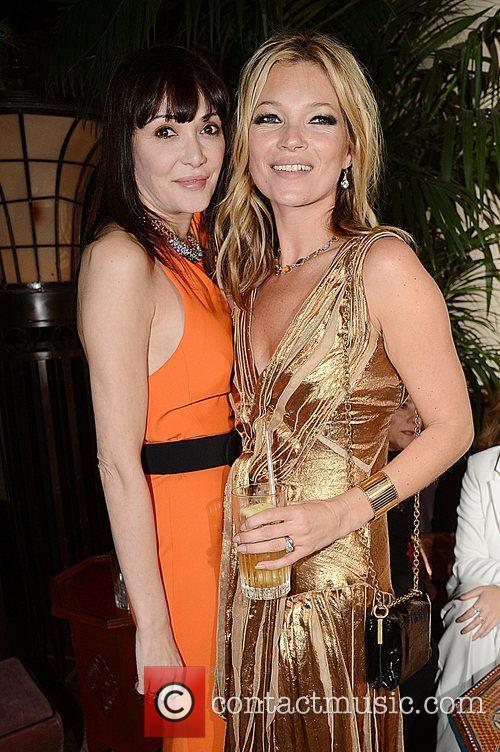 Annabell Neilson and Kate Moss 5